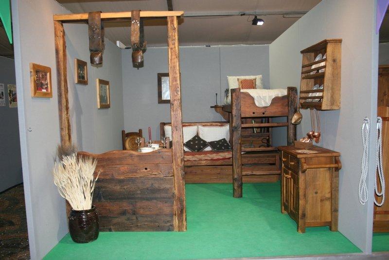 arredamenti interni in legno
