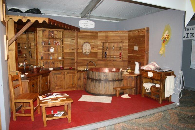bagni in legno
