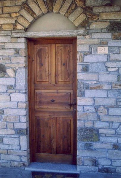 Porte in legno for Porta esterna