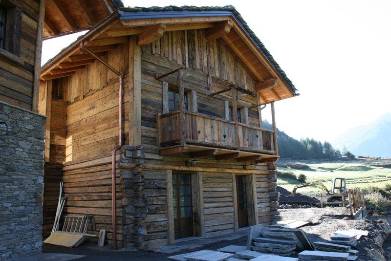 Rivestimento Esterno In Legno Per Case : Rivestimenti esterni in legno