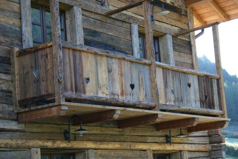 Rivestimenti esterni in legno - Rivestimenti legno interni ...